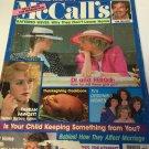 McCall's November 1987 -Di & Fergie, Farrah Fawcett, Tom Selleck, &  Much More -
