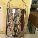 """Small Metal Hand Grater Kitchen Utensil Bridal Shower Kitchen Decoration -5x2.5"""""""