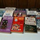 Lotof 16 Mary Daheim Hardback/Paperback Novels(The Alpine Series/Bed Breakfast)
