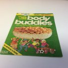 1960/70?? General Mills Body Buddies Jigsaw Puzzle Cereal Mail-In  Premium