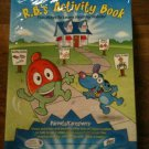 R.B.'s Activity Book by NAPNAP & the Makers of Lysol - Learn Healthy Habits-20