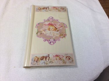 Vintage Butterfly Time by Humphrey Bogart's Mother Maud PHOTO Album - NEW