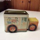 VINTAGE 1994 CAMPBELL'S SOUP KIDS TRUCK TIN BOX CAMPBELL'S SOUP KIDS TRUCK TIN