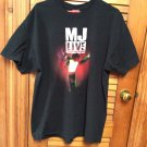 Michael Jackson MJ LIVE Michael Jackson Tribute Concert T-Shirt