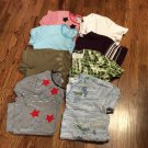 Large Lot of 8 Women's S/S tops Size XL & PXL