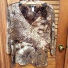 Only Nine Woman 3/4 Sleeve V Neck Embellished Top 2X