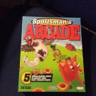 Sportsman's Arcade PC CD-ROM Value Works Creative Carnage Xantera 1999 Win95/98