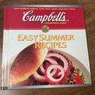 Campbell's Easy Summer Recipes Better Homes and Gardens Editors (1995, Hardcover