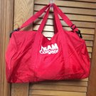 "17"" TEAM COLGATE Logo Zippered Nylon Travel Duffel Gym Bag-Promo Item-NEW"