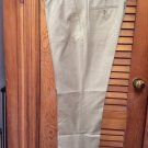 Men's Dockers D2 Casual Pants Flat Front 38 x 30 100% Cotton NWOT