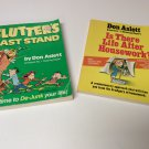 Clutter's Last Stand & Is There Life After Housework by Don Aslett (2 Books)