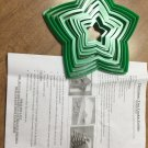 2011 Build a Tree Cookie Cutter Set by Avon
