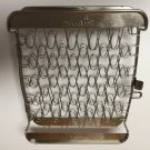 Char Broil Stainless Steel Grilling Basket Fish/Vegetables/Meats