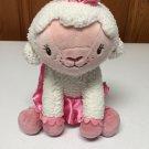 Disney Store Plush Doc McStuffins Lambie Stuffed Lamb