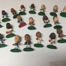 Lot of 20 Corinthian Headliners NFL Football Players Figures 1996-1997-1998