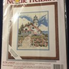 "Needle Treasures Counted Cross Stitch Kit #02681""On the Lookout"" Lighthouse &Sea"