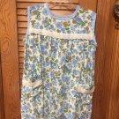 Hand Crafted Original Summer Sun House Dress