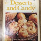 Desserts and Candy Cookbook by Home Cooking Library