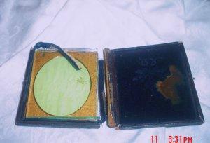 Civil War Era Daguerreotype Case