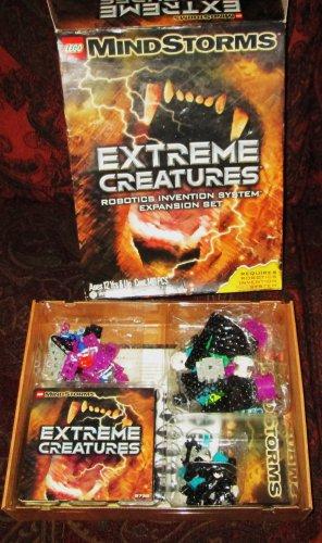1998 LEGO MindStorms 9732 Extreme Creatures Expand Set - NIB