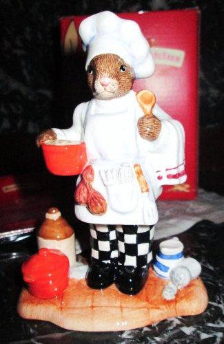 Rare - Royal Doulton Bunnykins CHEF figurine (2002)
