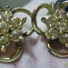 3D Flower  earings