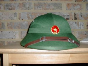 VIETCONG VC VIET CONG HELMET COLECTIBLE COLECTION