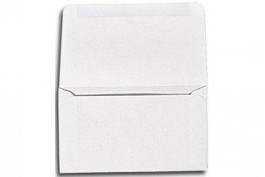 #6 1/2 Remittance Envelope - Wallet Flap - 24# White (3 1/2 x 6 1/4) (Box of 1000)
