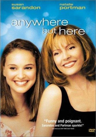 Anywhere But Here (DVD, 2002, Full Frame and Widescreen) Susan Sarandon Natalie Portman