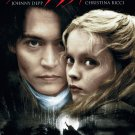 Sleepy Hollow Johnny Depp Christina Ricci (DVD, 2006)