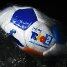 New Rio 2 Soccer Ball Size #4