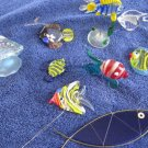 Glass Fish Collection