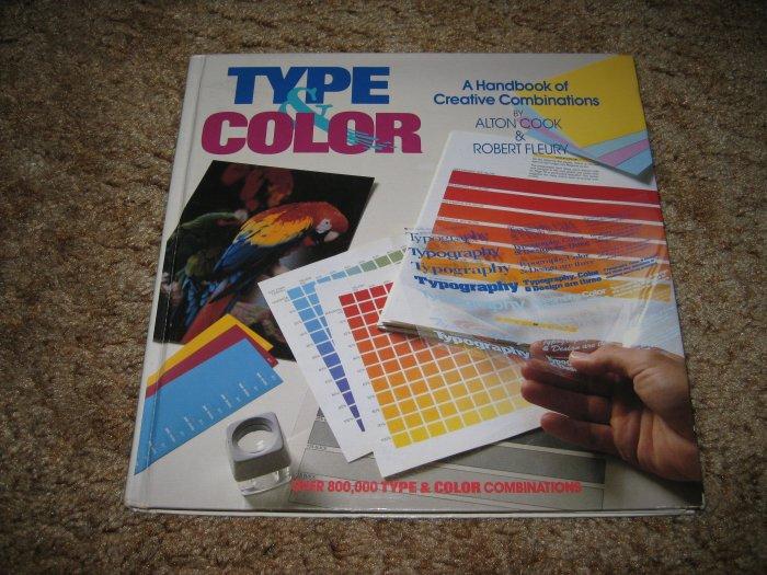 Type & Color - A Handbook of Creative Combinations