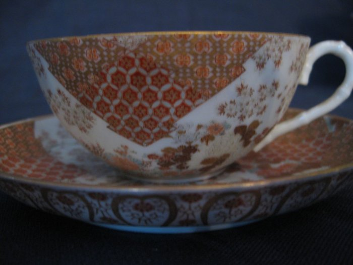 Vintage Teacup from China or Japan