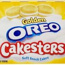 Nabisco Golden Oreo Cakesters 24 ct