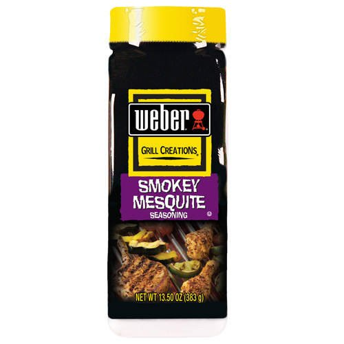 Weber Smokey Mesquite Seasoning 13.5 oz
