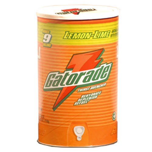 Gatorade Lemon Lime 9 Gallons