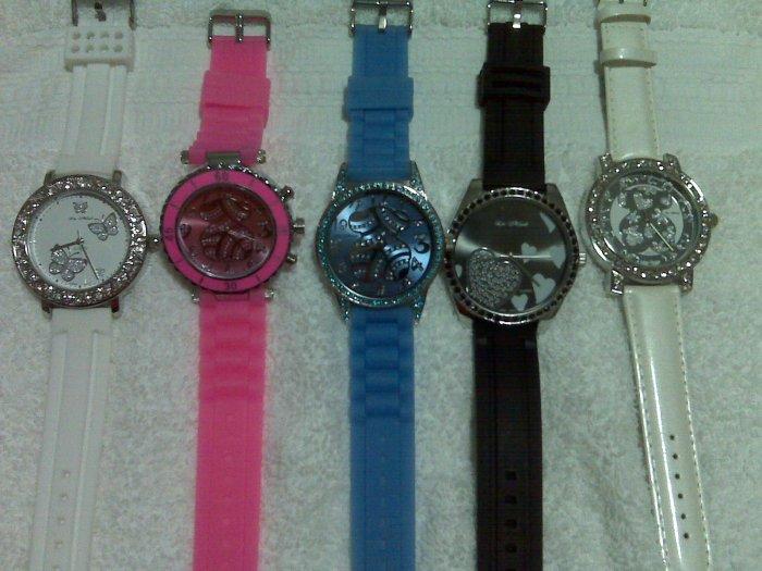 Relojes de Muestra