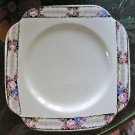 Antique Dessert China Plate-Morley Fox,c.1906