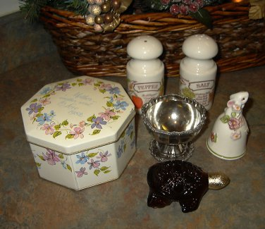 Vintage Avon Mixed Lot Of 5