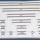 10-000-031 140 Piece Jumper Wire Kit for Solderless Breadboard