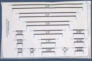 10-000-031 140 Piece Jumper Wire Kit for Solderless Breadboard