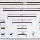 10-000-065 350 Piece Jumper Wire Kit for Solderless Breadboard