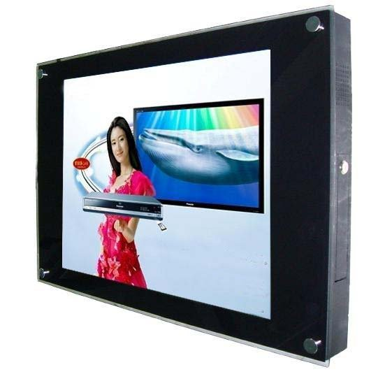 22 inch Network LCD Advertising Players with multimedia