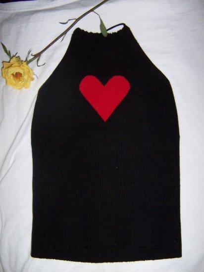Halter Sweater Top