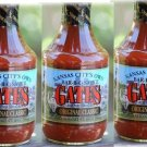 6 pack of Gates Original Kansas City Barbecue Sauce 18 oz. pints