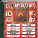 Country Classics-1957-Feat Ray Price SDE-1067 SDC 12