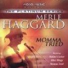 Merle Haggard-Momma Tried Mojo-70003 SDC45