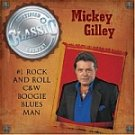 Mickey Gilley-#1 Rock and Roll C and W Boogie Blues Man CBUJ-610 SDC47