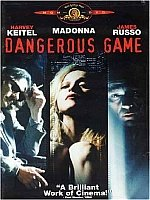 Dangerous Game-Feat Harvey Keitel, James Russo, Madonna MGM-10357 MSR15